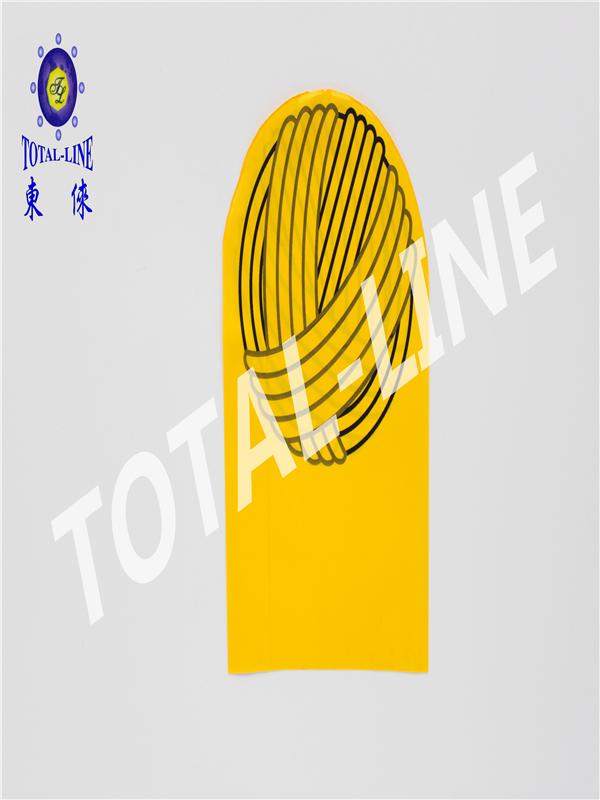 PVC收缩标签(弧形)